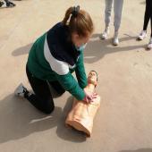 Formación en primeros auxilios alumnos 1º Bachillerato