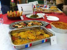 Concurso de gastronomía francesa